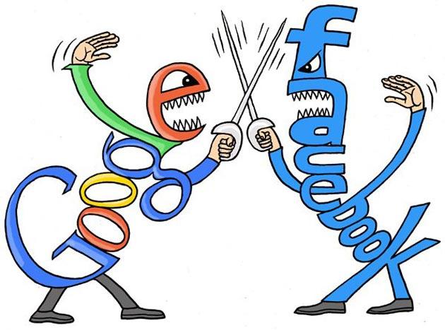¿Qué es mejor para el negocio, Google + o Facebook?