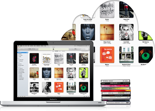 El servicio de música en la nube de Apple llega a los Estados Unidos