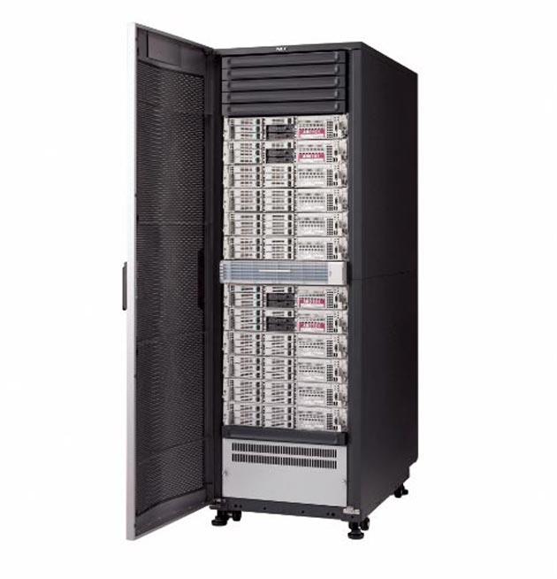 NEC ITPS presenta la nueva generación de arquitecturas HIDRAstor HS8-3000