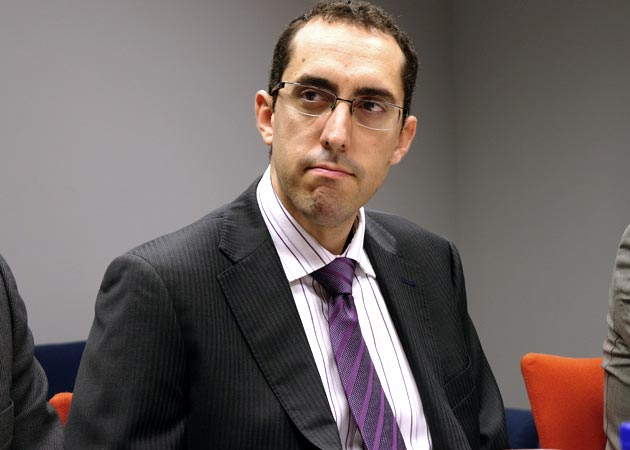Javier Martínez, de Netapp