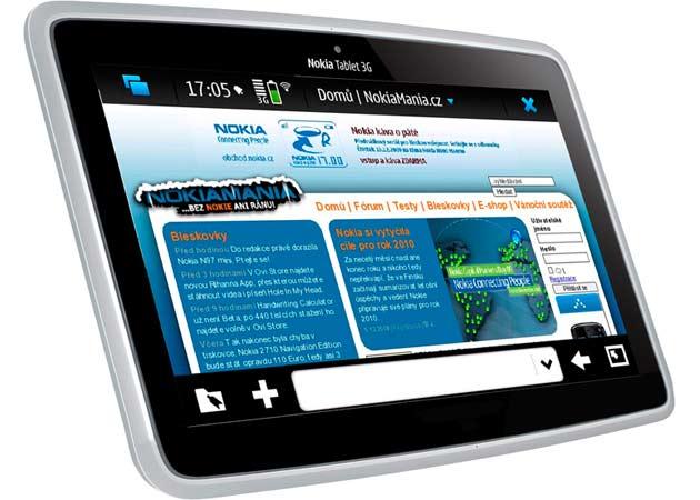 Nokia prepara tablet con Windows 8 para el verano de 2012