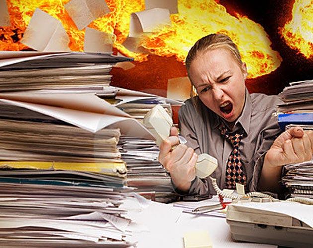 Cómo ser más eficientes en el uso del papel en la oficina