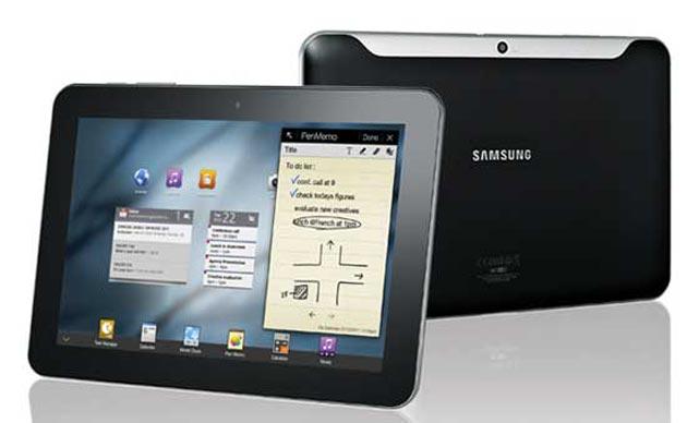 Samsung 'reinventa' su Galaxy Tab 10.1 para Alemania