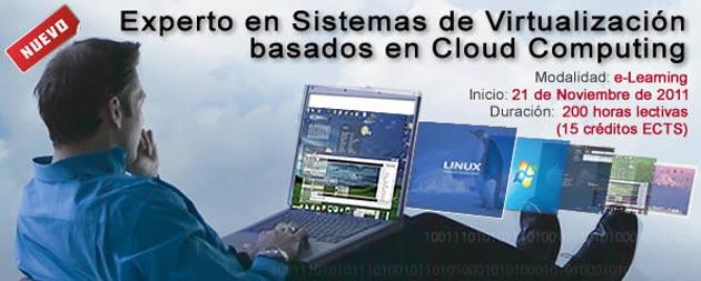 Curso de Experto en Sistemas de Virtualización basados en Cloud Computing