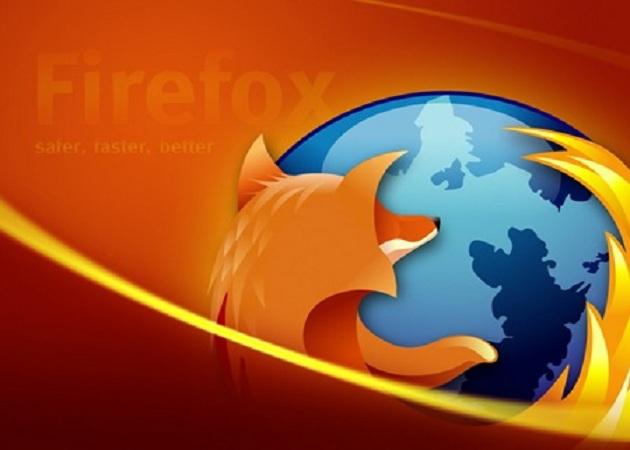 Mozilla presenta la versión Firefox 9 para tablets Android