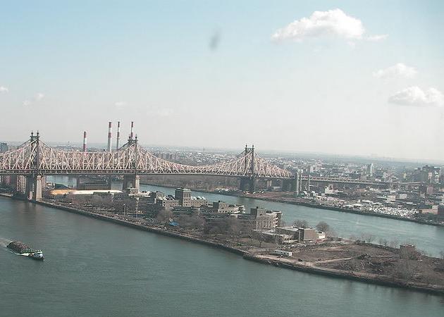 """Nueva York tendrá su propia """"isla tecnológica"""""""