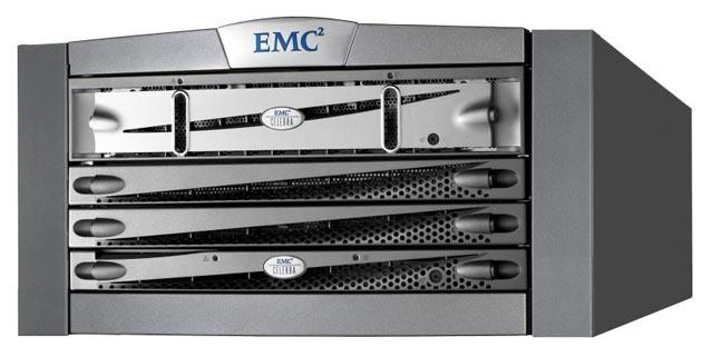 Almacenamiento unificado de EMC