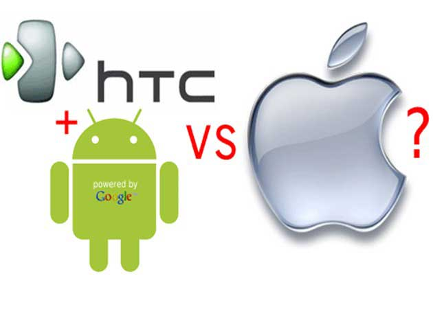 Victoria insustancial de Apple sobre HTC en la guerra de patentes