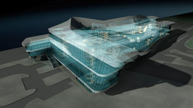 Autodesk Building Design Suite 2012
