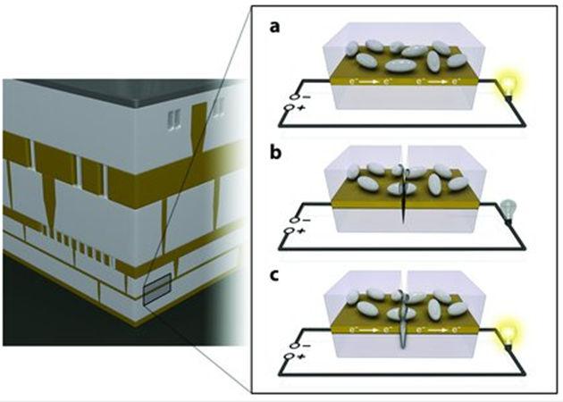 Científicos presentan sistema de auto-reparación de circuitos