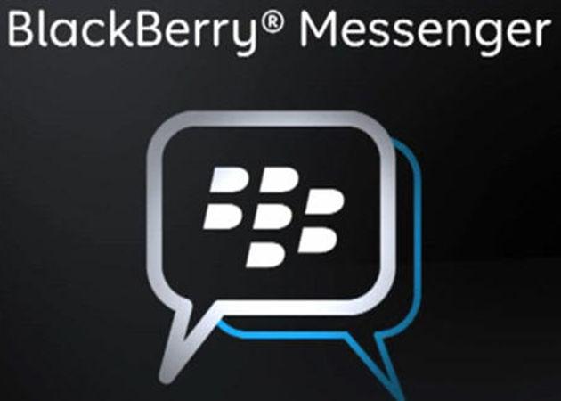 RIM demandado por las siglas de BlackBerry Messenger BBM