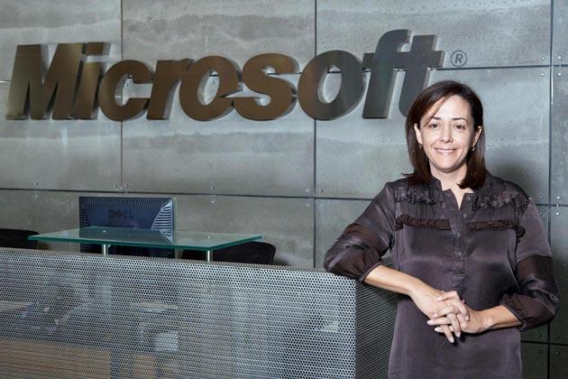 Blanca Gómez, nueva directora de Recursos Humanos de Microsoft Ibérica