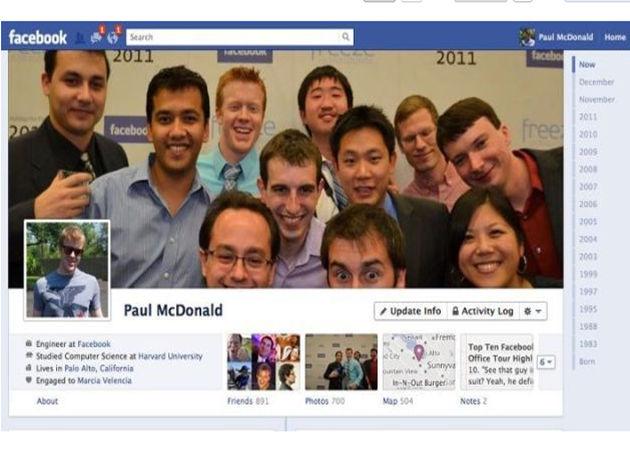 Facebook anuncia la disponibilidad oficial de Timeline