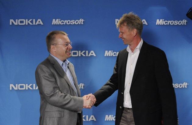 ¿Comprará Microsoft la unidad de Smartphones de Nokia en 2012?