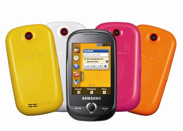 Samsung quiere dominar el mercado móvil en 2012