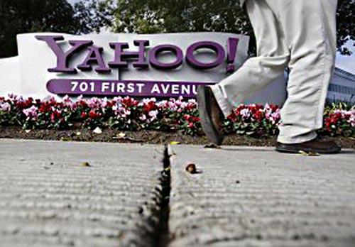 Acciones Yahoo