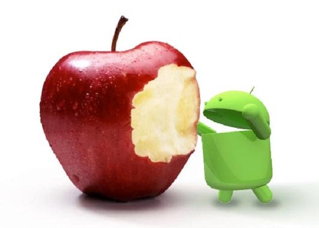 Android supera a iOS esta Navidad