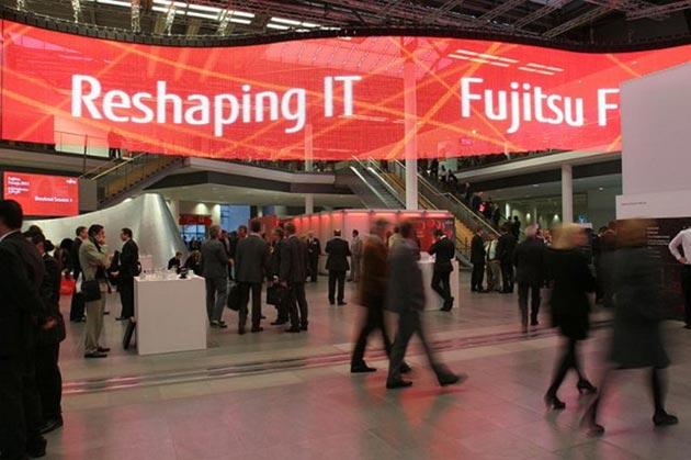 Entorno Multi-Nodo de Fujitsu para SAP HANA