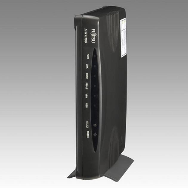 Fujitsu ha presentado un nuevo router de acceso gigabit, el Si-R G100