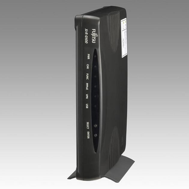 Fujitsu Si R G100