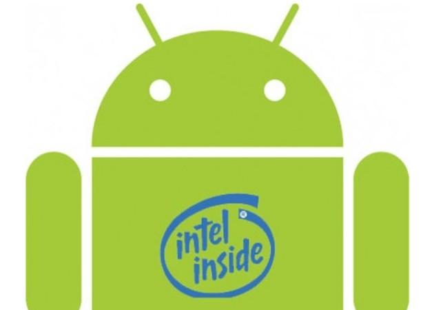 Intel prepara el lanzamiento de los Medfields x86 con Android 4.0 Ice Cream Sandwich