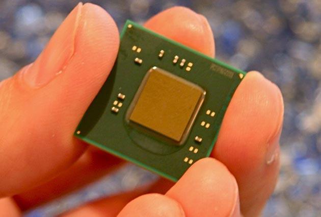 Intel lanza sus chips Cedar Trail para netbooks