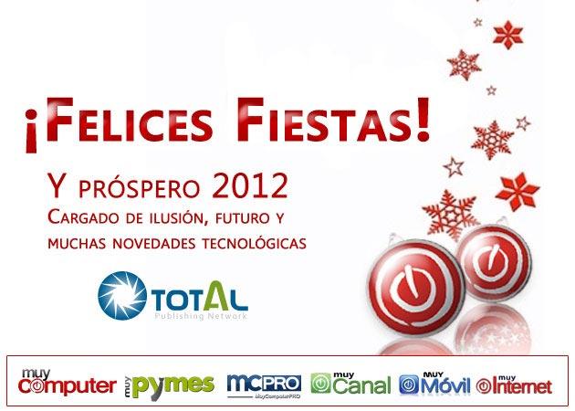 ¡Feliz año nuevo de parte de la familia TPnet!