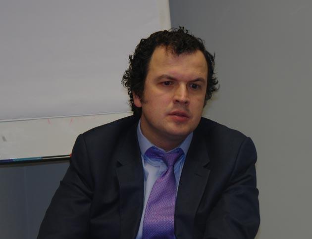 Ricardo Miguez, de IBM