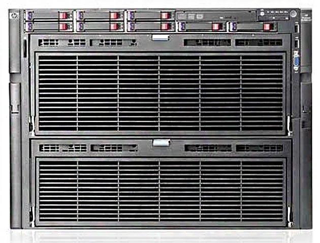 El mercado español de servidores está liderado por HP