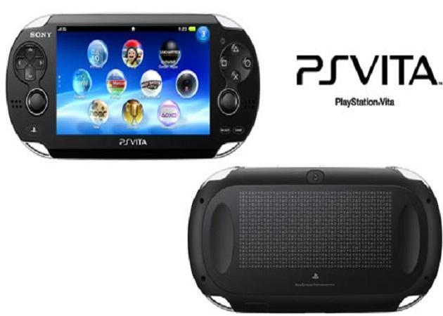 Sony pone a la venta en Japón la PlayStation Vita