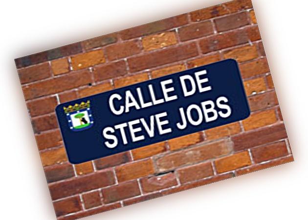 Madrid adoptará el nombre de Steve Jobs para un espacio público