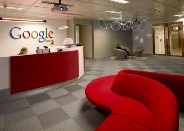 Google España, investigada por Hacienda