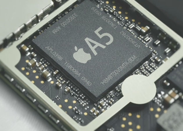 Apple ya es el mayor comprador mundial de semiconductores
