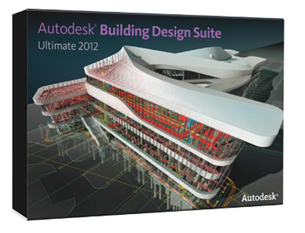 Autodesk Building Design Suite Ultimate 2012