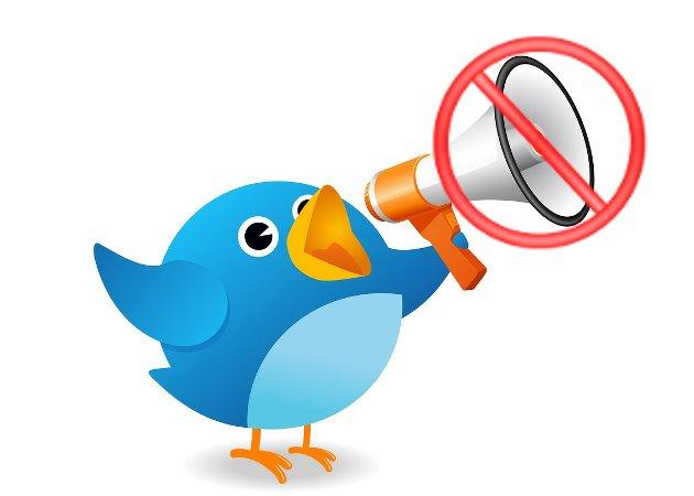 Twitter intenta justificar su nueva política de censura