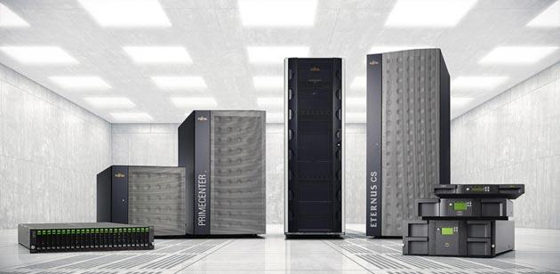 Fujitsu lanza el sistema de archivos FEFS