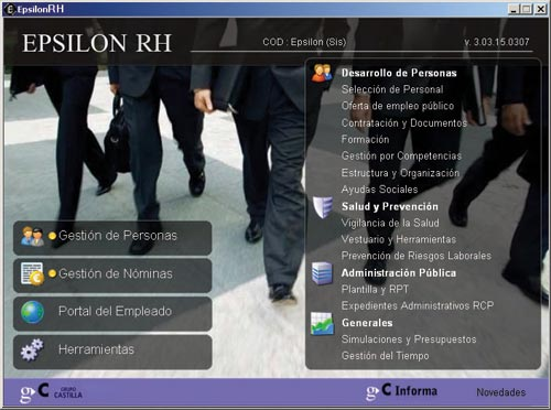 Epsilon RH