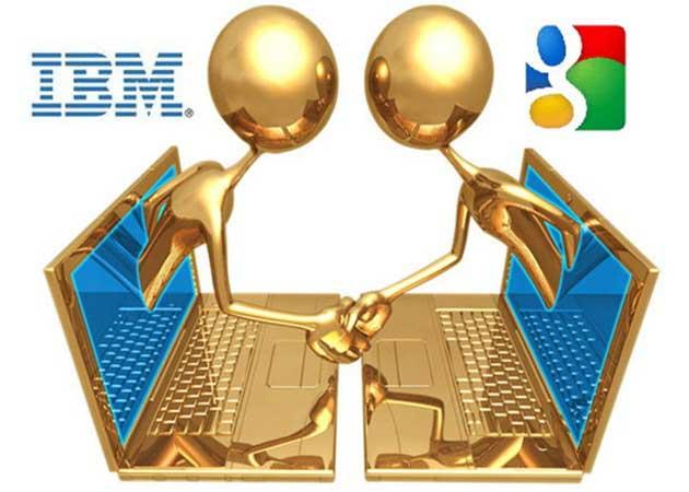Google compra otras 217 patentes a IBM para blindar Android