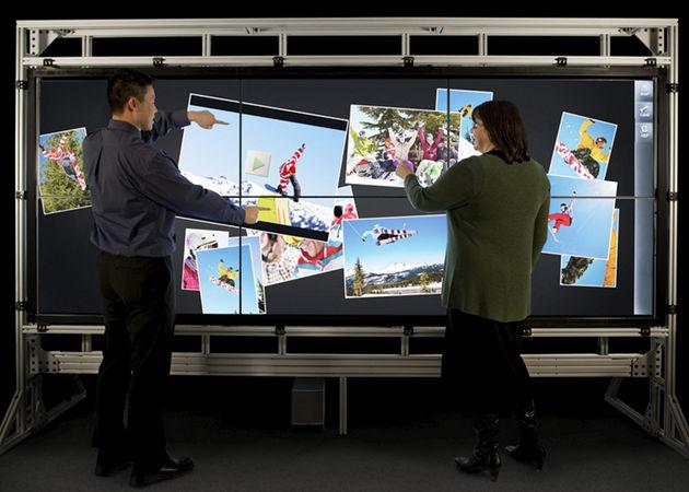 HP VantagePoint, un tablet gigante con 132 pulgadas