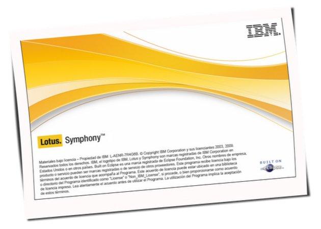 IBM también dejará Lotus Symphony a la Apache Foundation
