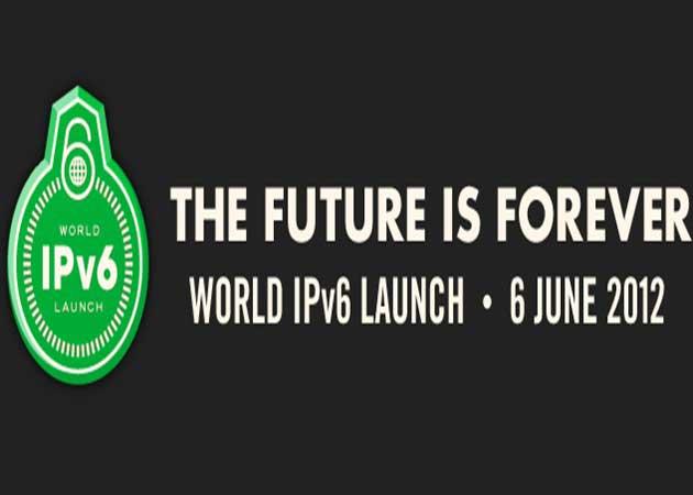 Lanzamiento mundial IPv6 el 6 de junio