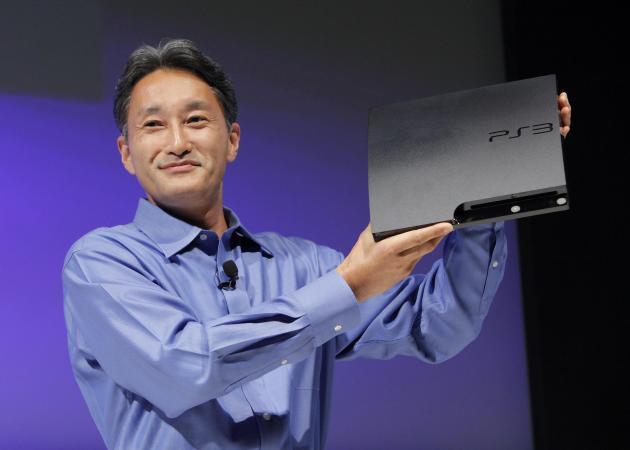Kazuo Hirai será el próximo CEO de Sony
