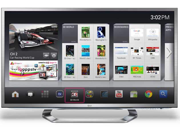 LG Electronics se une a Google TV