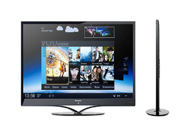 Lenovo presenta en el CES 2012 su televisión con Android 4.0