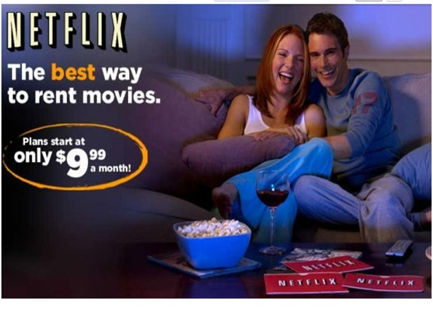Netflix se recupera con fuerza