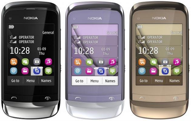 Nokia N40