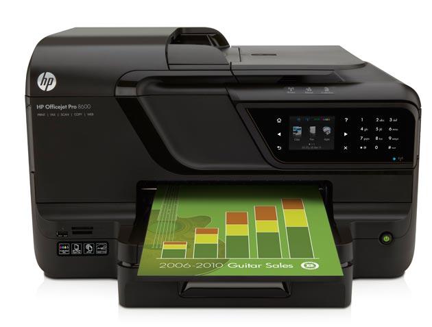 HP presenta sus nuevas impresoras Officejet Pro 8600