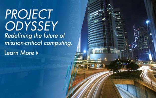 Los detalles del Proyecto Odyssey de HP