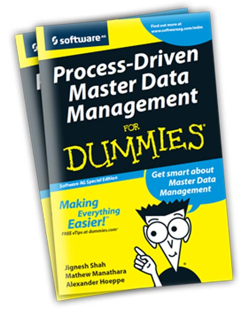 """Master Data Management enfocado a procesos para Dummies"""
