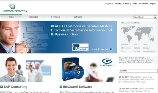 REALTECH crea un centro de excelencia SAP HANA en España con IBM